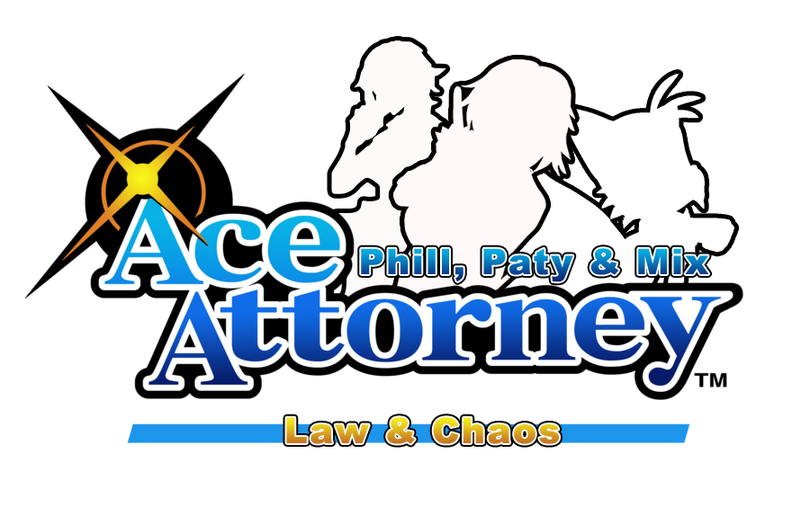 [Ace Attorney]: Turnabout Poison *CULPADO* AceAttorneyLogo