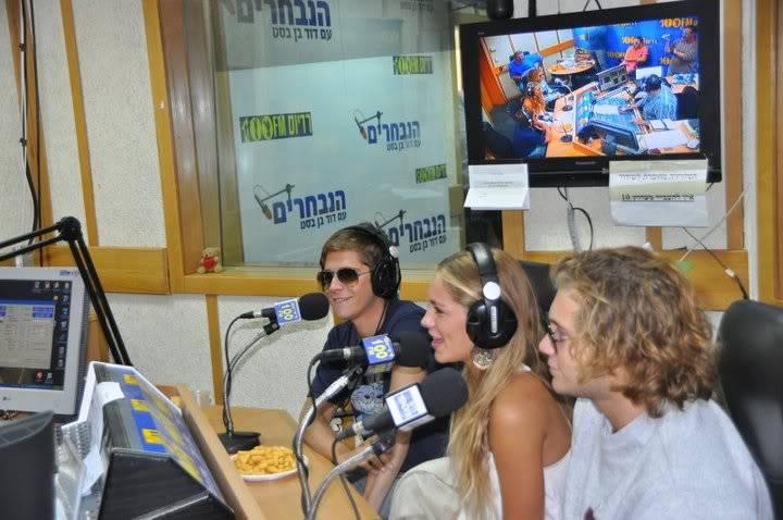 Рочи,Гастон и Нико во израелска радио програма! 196262_207349569276688_100000049404271_816796_4879237_n