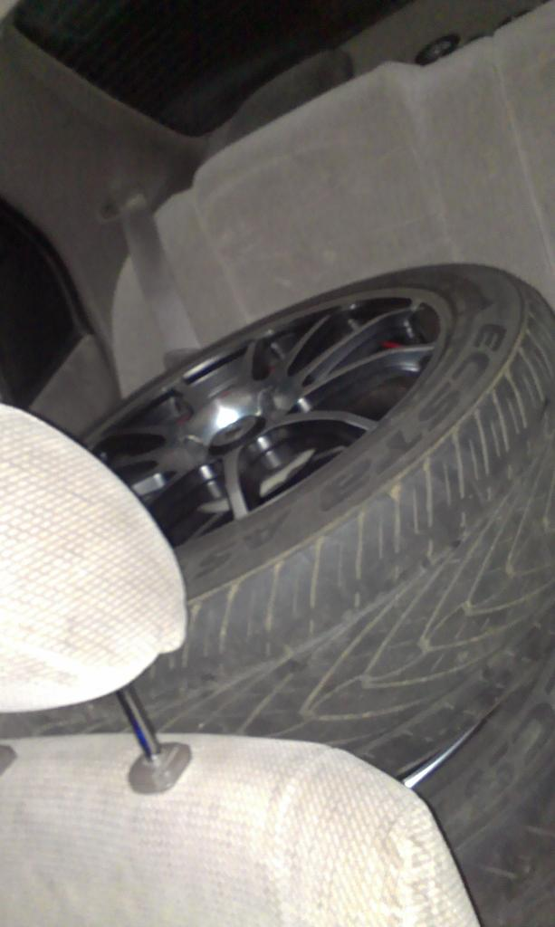 """New 16"""" Konig Z-in rims What size tire should i run? IMAG0596"""