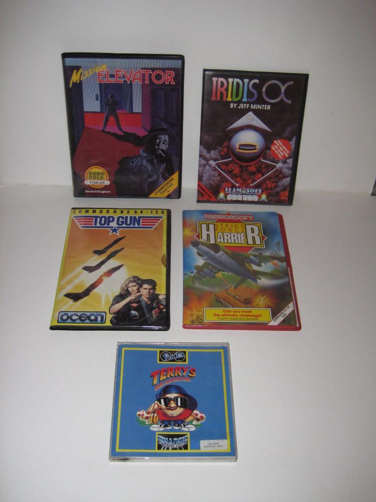 [RECH] : Pack console PS4 The Last Guardian + Press Kit ICO + PLV des jeux Ueda - Page 2 C64_trade_zps6e8ec907