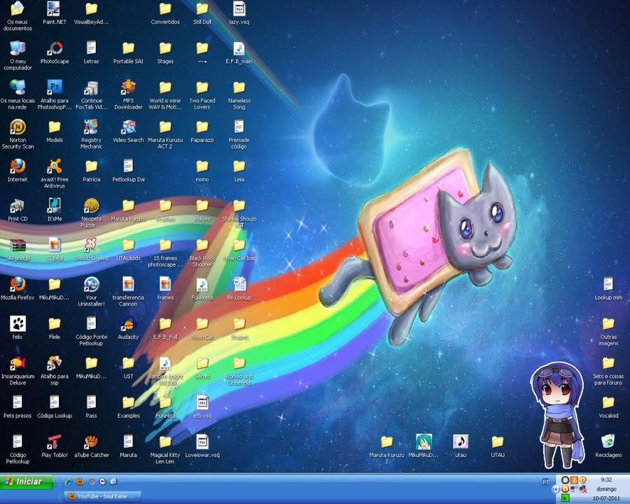 O Vosso Desktop - Página 5 DesktopNyanCat