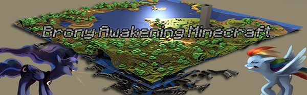 Official Brony Awakening Minecraft FTB Server! Browntadsasad