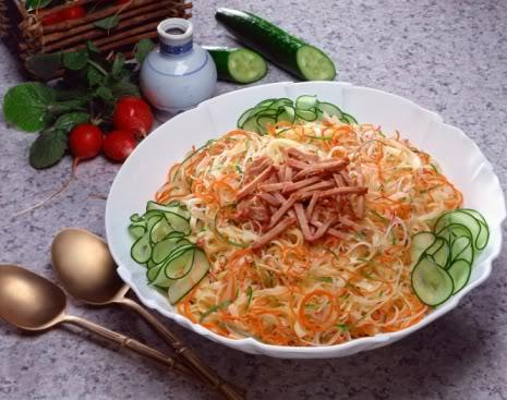 Salad Dưa Leo Phương Đông Asiancucumbersalad