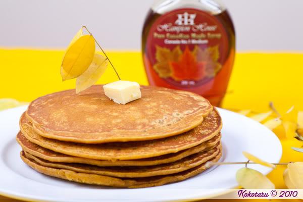 Pancake bí đỏ Pancake1