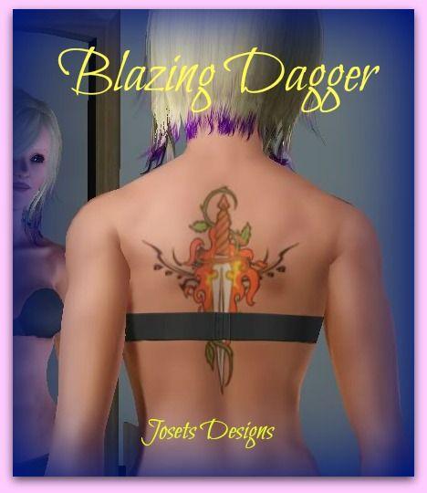 Blazing Dagger BlazingDagger
