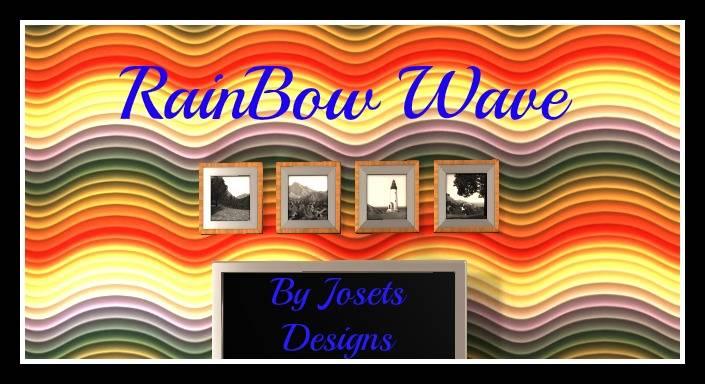 Rainbow Wave Rainbowwave