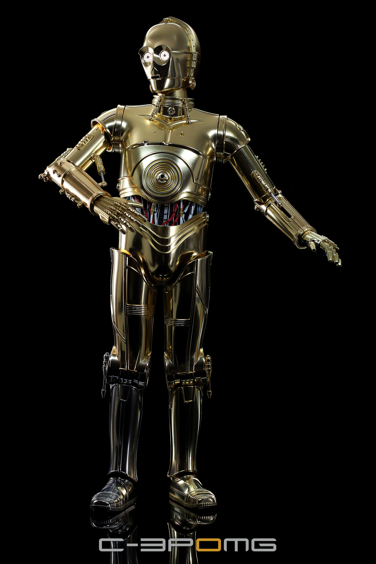 [Bandai] Star Wars: C-3PO - Perfect Model 1/6 scale - LANÇADO!!! - Página 2 C-3PO1025_zpsd167f75e
