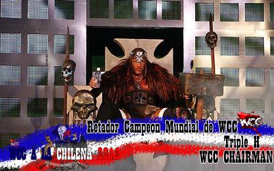 WCC A La Chilena 2012  HHHENTR