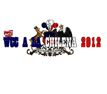 WCC A La Chilena 2012  WCCAlaChilena2012