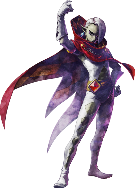 The Ultimate Nintendo Villain: the Search (Round 7) Ghirahim