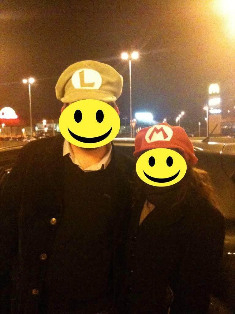 Cappelli Mario e Luigi bros! IMG_0259