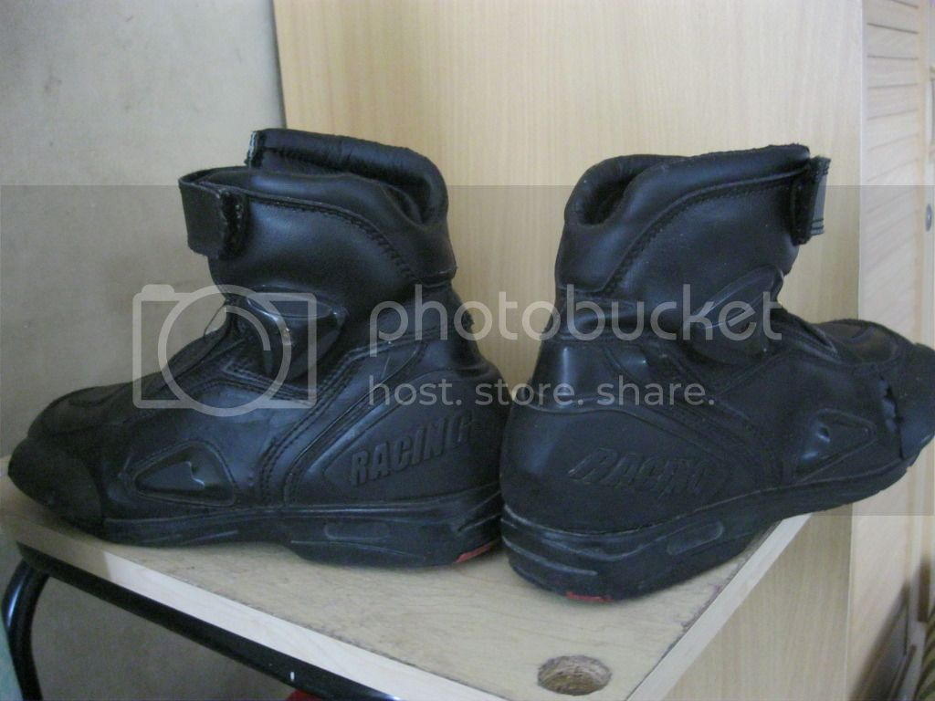 FOR SALE: Motorcycle boots/shoes IMG_2251