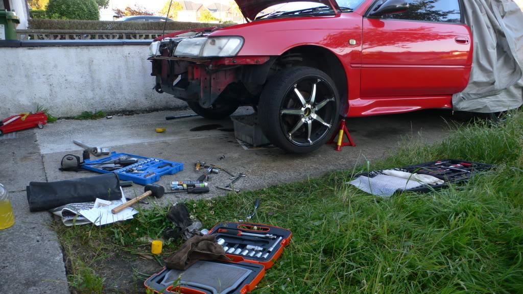 Corolla BEAMS conversion - Page 4 P1060617