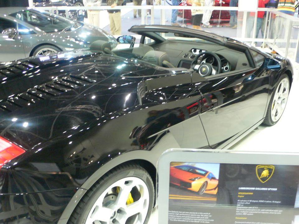 Perth Motor show 2008 P1020068