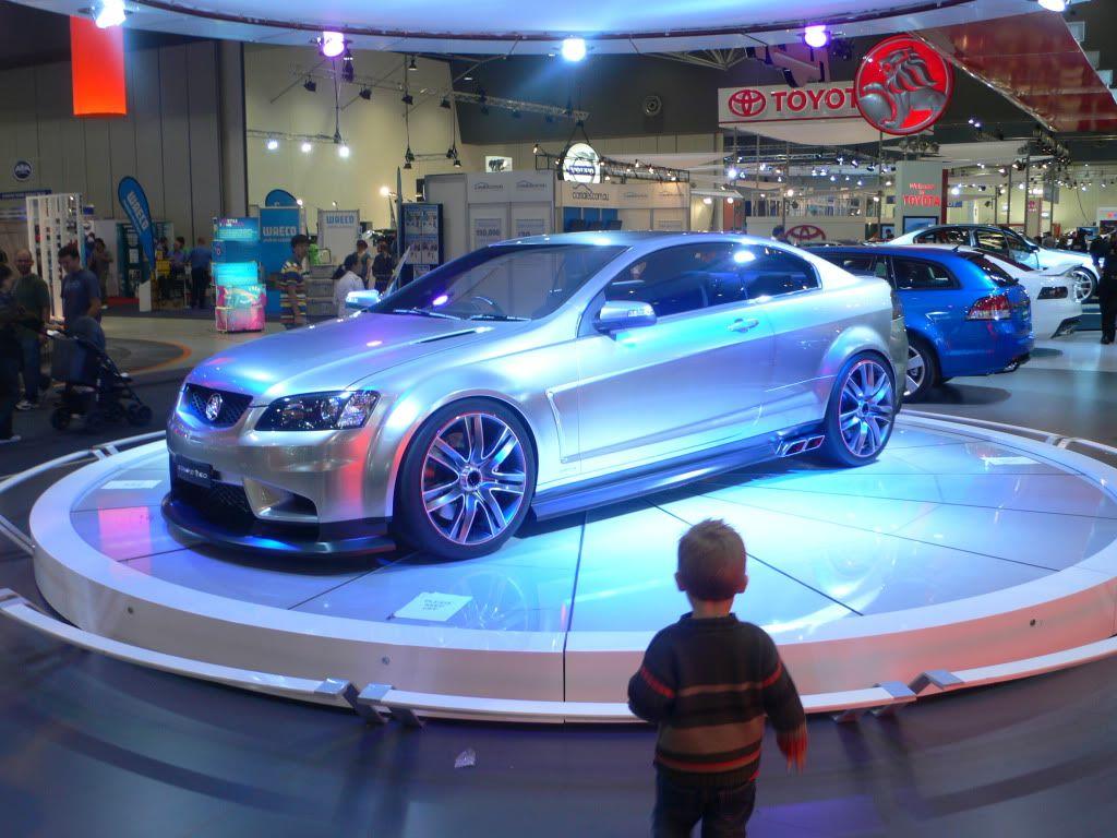 Perth Motor show 2008 P1020096