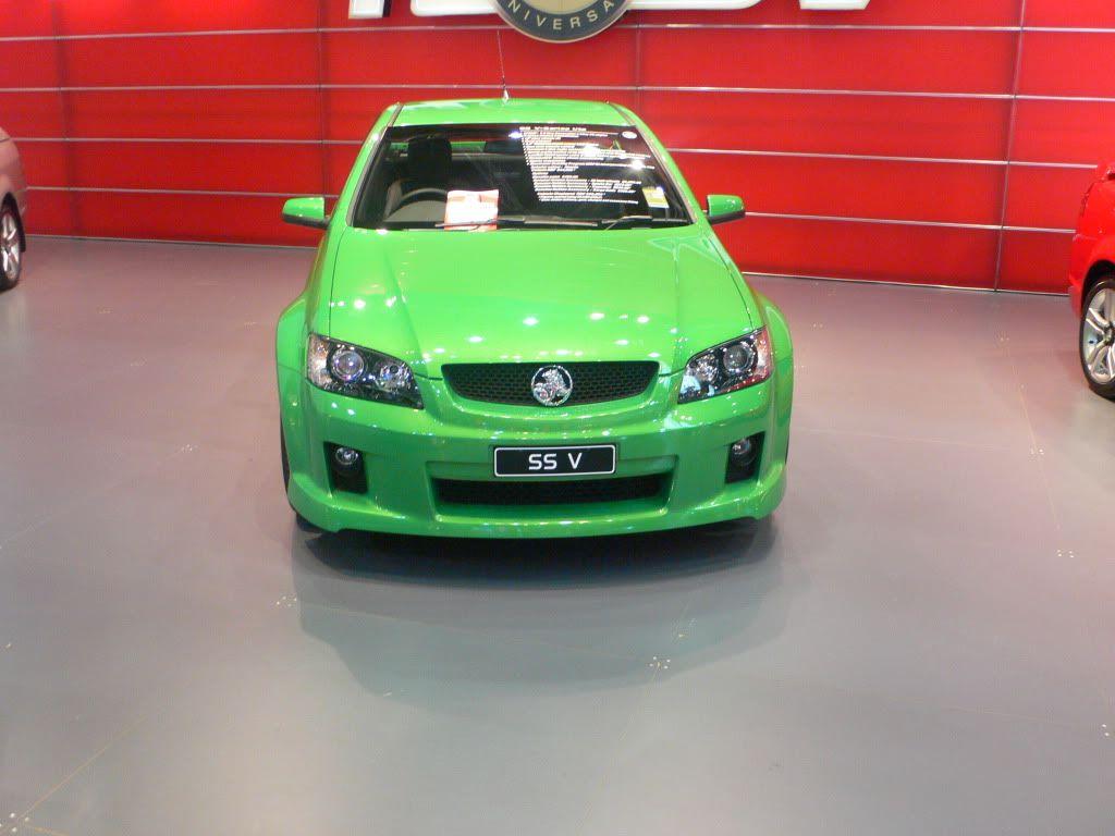 Perth Motor show 2008 P1020119