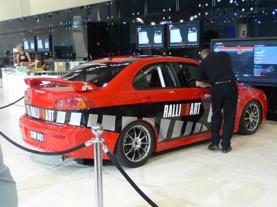 Perth Motor show 2008 P1020135