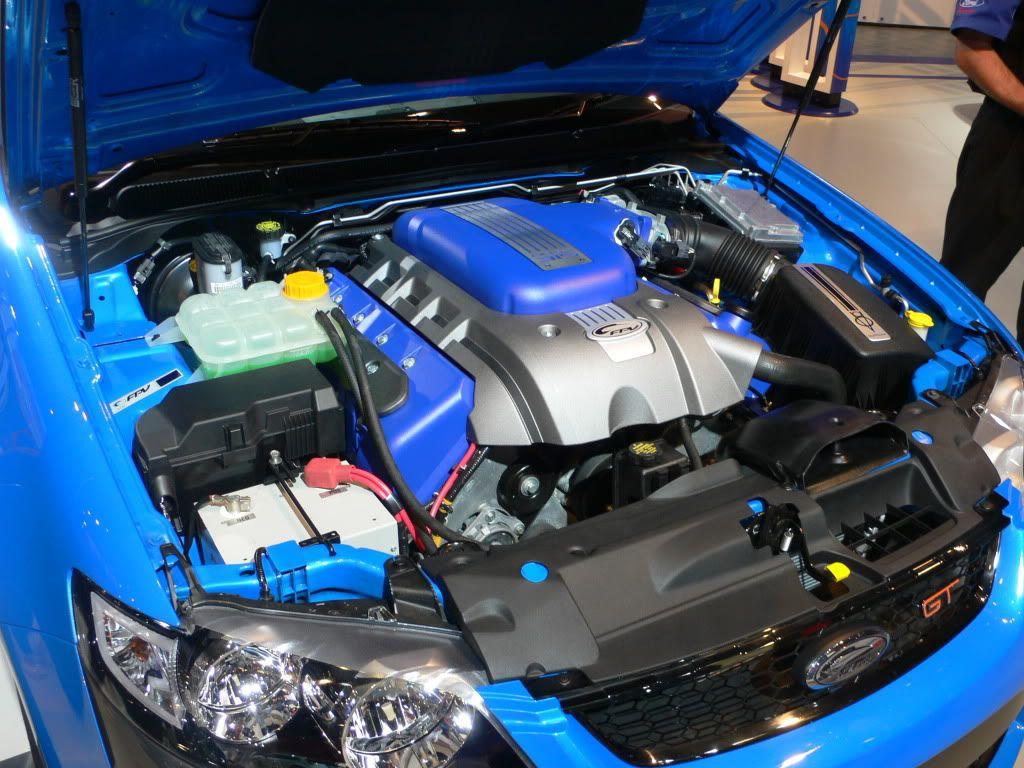 Perth Motor show 2008 P1020152