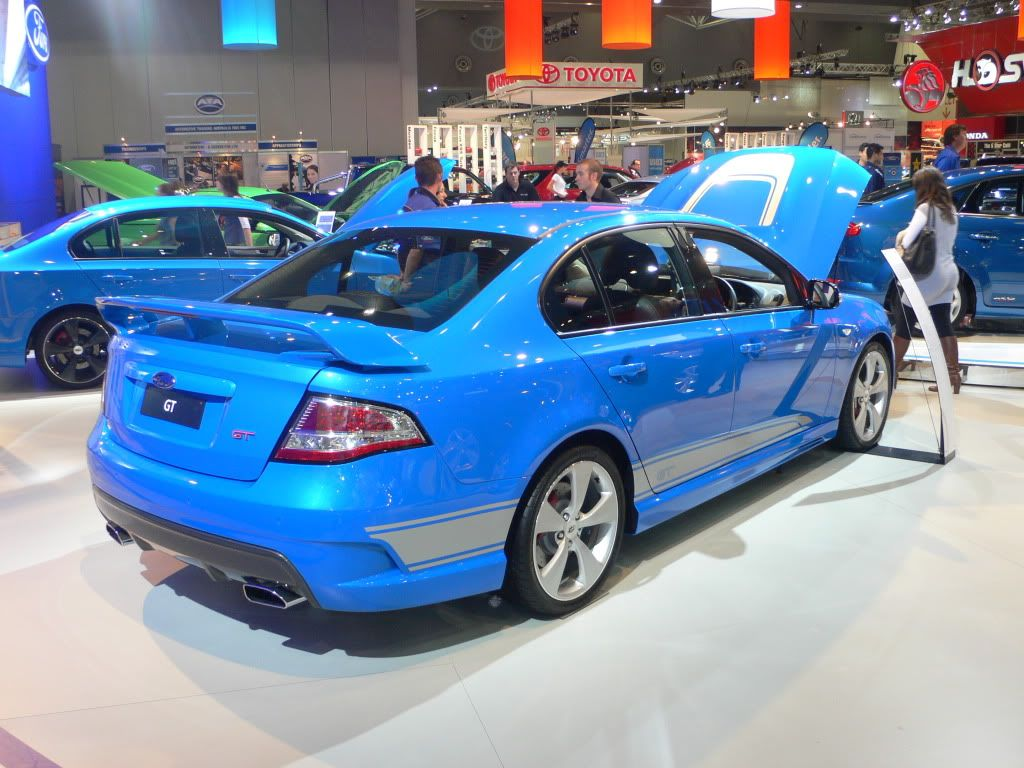 Perth Motor show 2008 P1020154