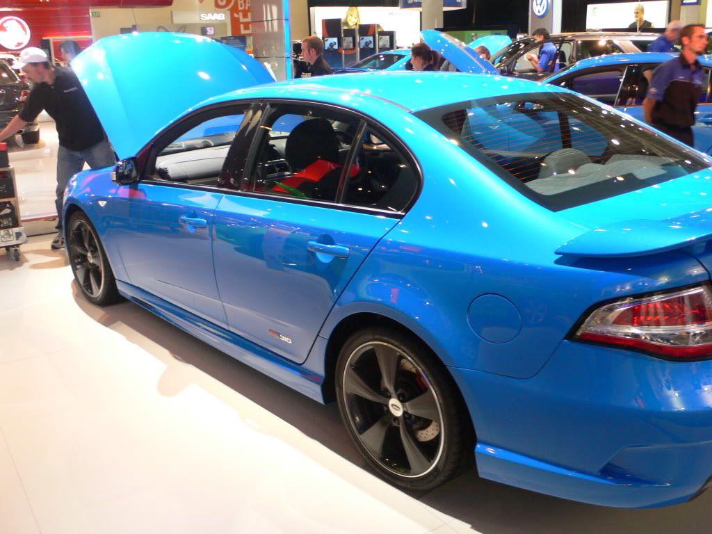 Perth Motor show 2008 P1020155