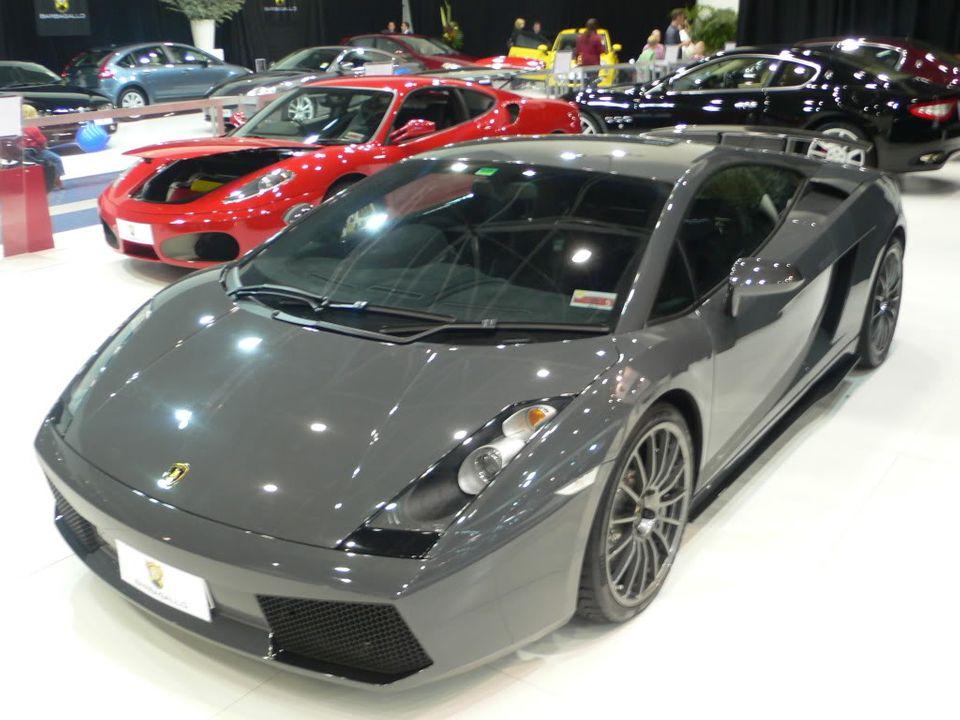Perth Motor show 2008 P1020182
