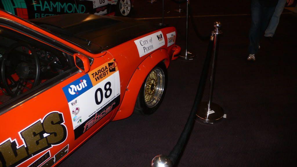 Perth Motor show 2008 P1020240