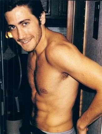 ¿Que Hay De Mi? Capitulo 2 Jake-gyllenhaal-shirtless-abs-sixpack-sexy-body
