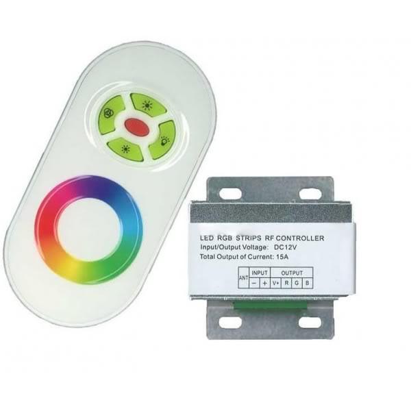 como hacer luces led rgb en forma sencilla Controlador-rgb-con-circulo-tactil-touch