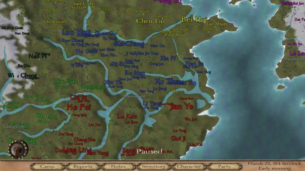 [SP][EN] Storm Of The Three Kingdom Mb3-7
