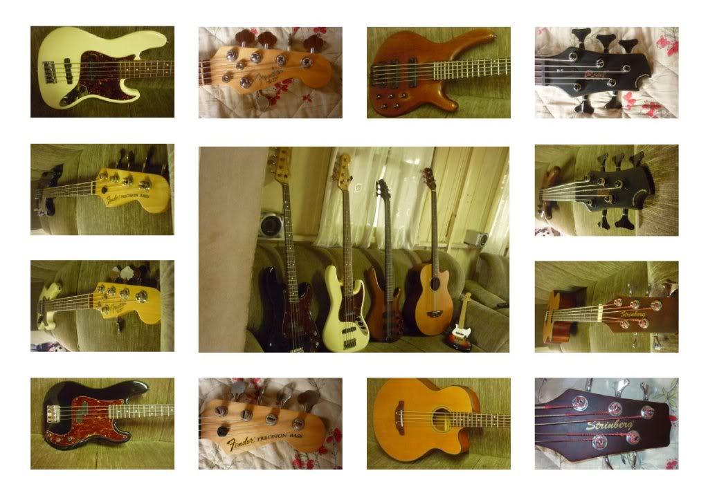 Fotos dos baixos dos usuários da comunidade - Página 19 121