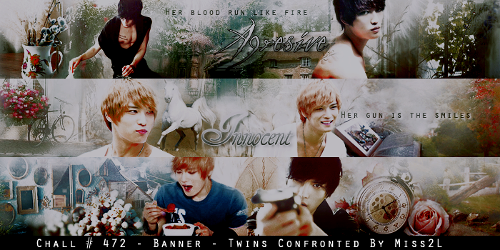 Chall # 472 - Banner - Twins confronted [AWARDS] Twins-jaejoong