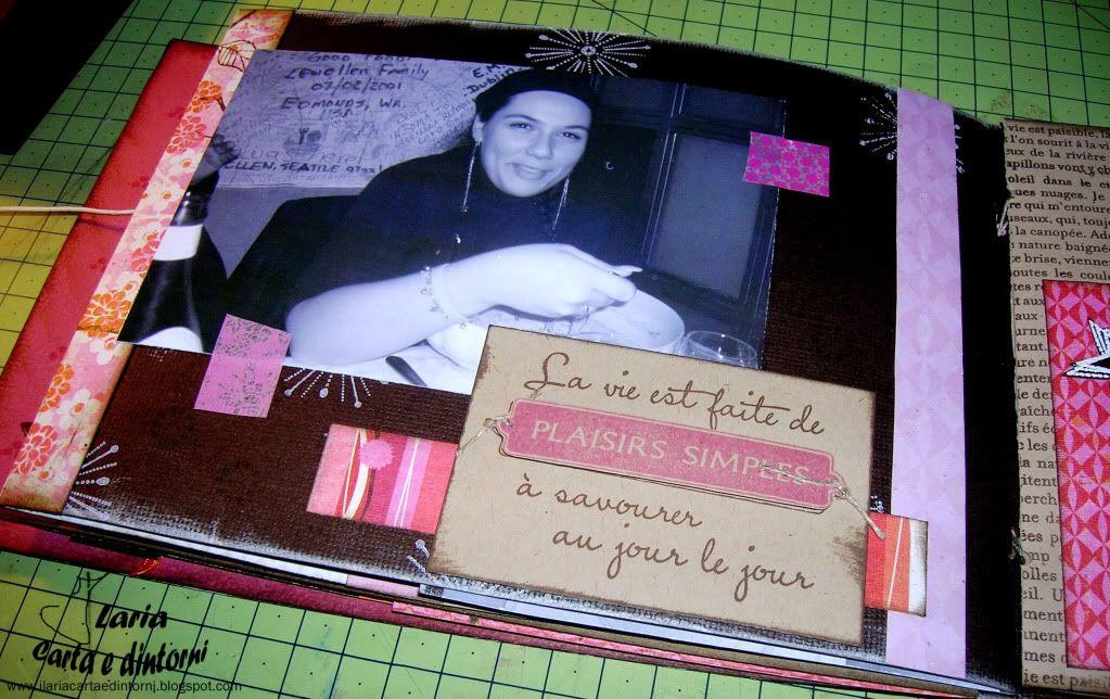 Minialbum per Formazione Creativa 2010 15-Pag2retro