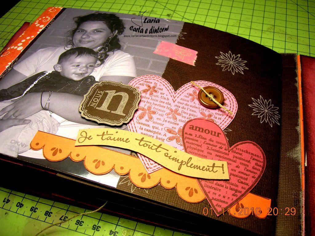 Minialbum per Formazione Creativa 2010 28-Pag4retro