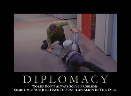 The Demotivational Picture Thread Diplomacy