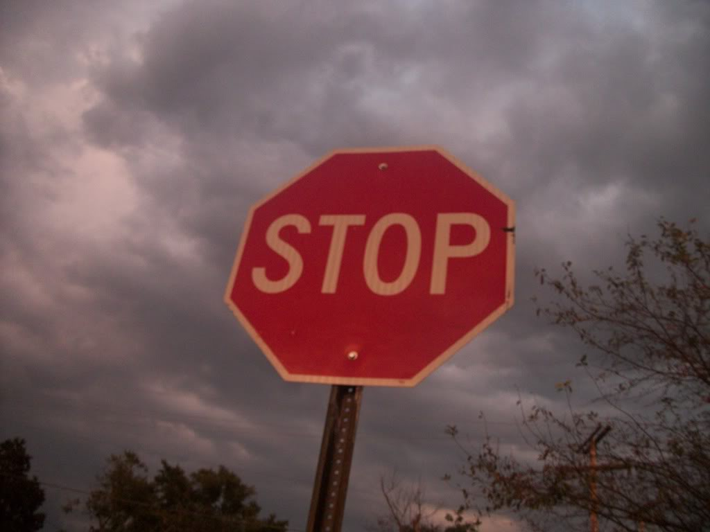 Yes this counts as art.  Stopsign