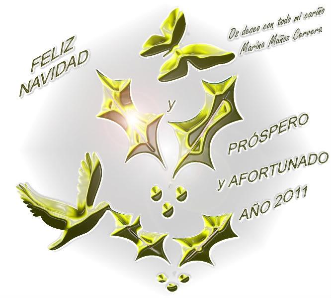 Postales de Felicitación 2010-2011 FelizNavidadyAo2011-3