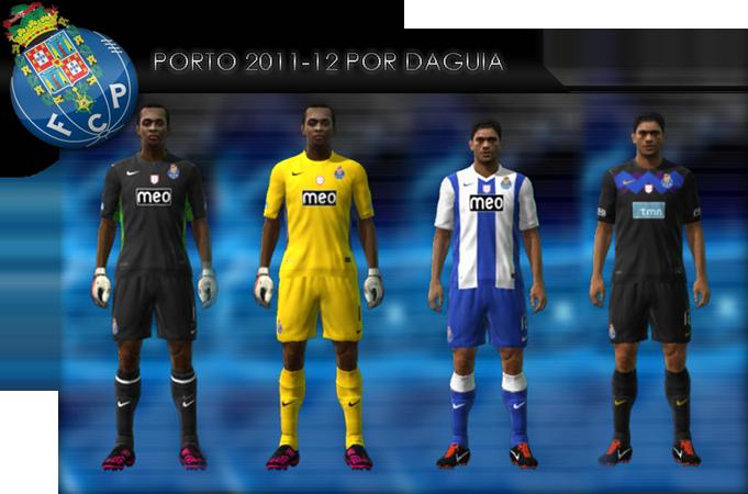 daGuia - Kits PES 2012 - (Manchester, AS Roma e Flamengo) Pg.1 COMENTEM TFRF36