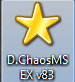 D.ChaosMS EX installation guide Folder