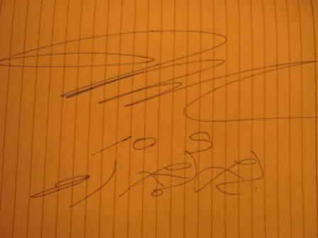 [Fan Account]Lee Jung Jin in The Phillippines LJJsign