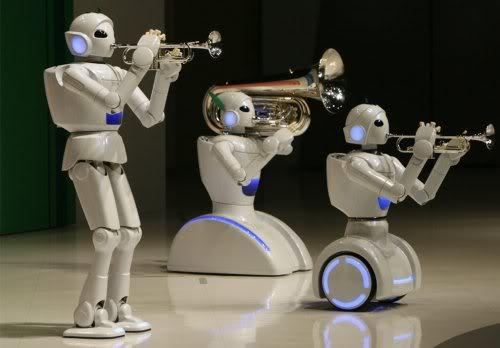 Развитие робототехники 14