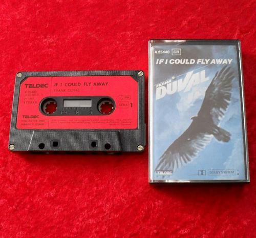 Альбомы Франка Дюваля на аудиокассетах 2-16