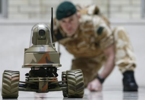 Развитие робототехники 21