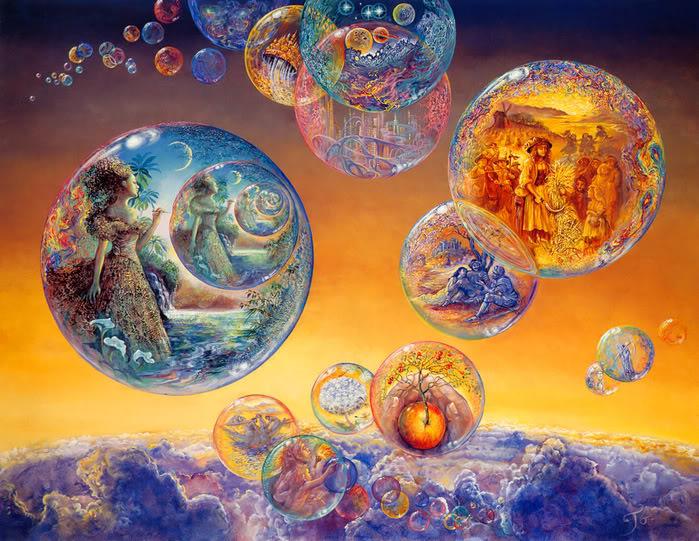 Сказочный мир Жозефины Уолл (Josephine Wall) 4-1