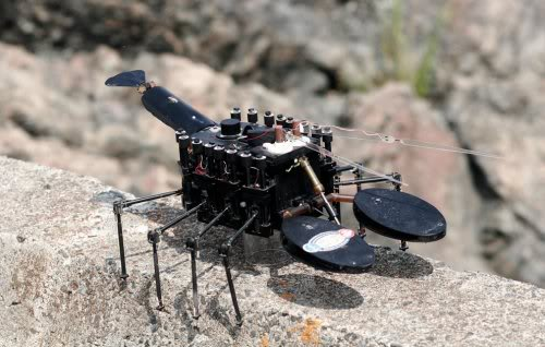 Развитие робототехники 9-1