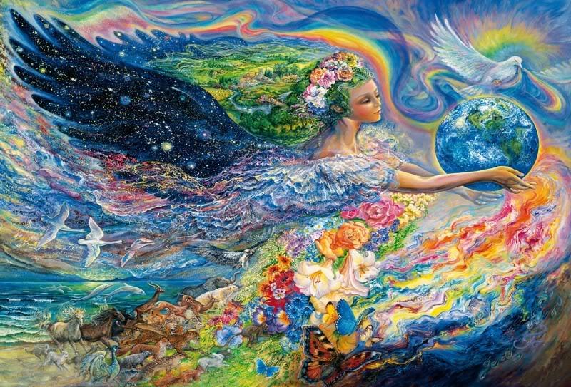 Сказочный мир Жозефины Уолл (Josephine Wall) 9