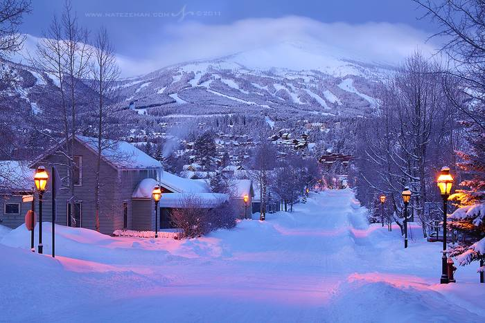 Мир природы (World of Nature) BreckenridgeColorado