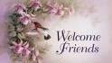Новые участники форума - Добро пожаловать! Знакомство и отзывы о форуме WelcomeFriends7