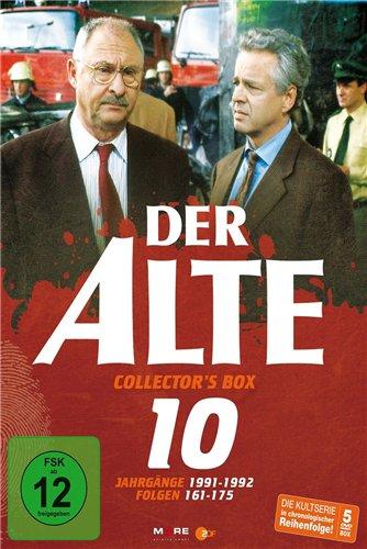 "Телесериал ""Der Alte"" (""Старик"") DerAlte-CollectorsBoxVol10"