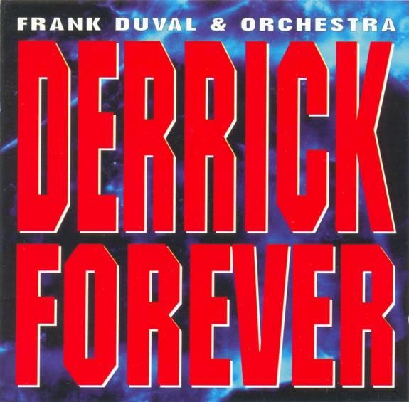 """Frank Duval & Orchestra - """"Derrick Forever"""" (1995) DerrickForever1"""