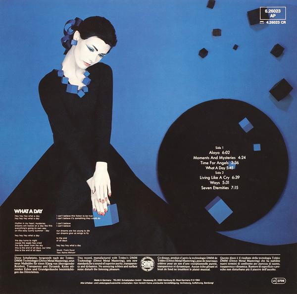 "Альбом ""Living Like A Cry"" (1984) - разные версии альбома FrankDuval-LivingLikeACry2_zpsde18157b"
